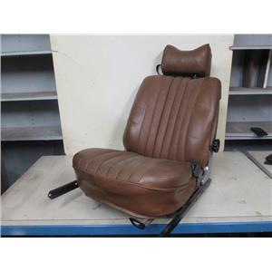 Mercedes R107 coupe SLC right passenger side seat