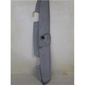 Mercedes W208 front latch cover panel CLK320 CLK430