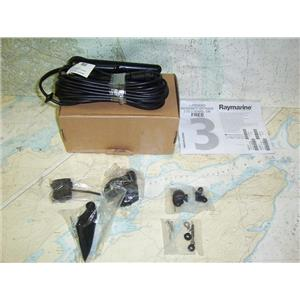 Boaters Resale Shop of TX 1805 2177.05 RAYMARINE A80351 TRANSOM TRANSDUCER