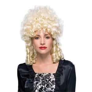 Marie Antionette Wild West Saloon Girl Wig