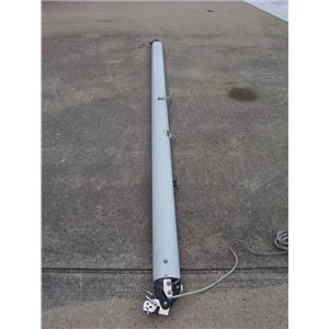 "Boaters Resale Shop of TX 1806 0147.01 KENYON 9'9"" BOOM WITH INTERNAL RIGGING"