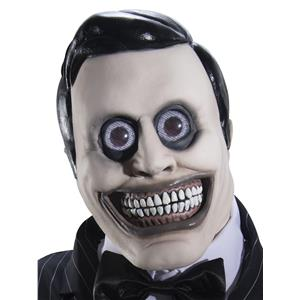 Creepypasta Salesman Scary Stalker Adult Costume Mask