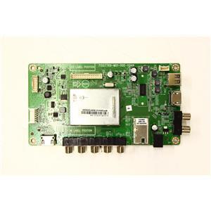 Vizio D32HNX-E1 Main Board 756TXGCB01K0150