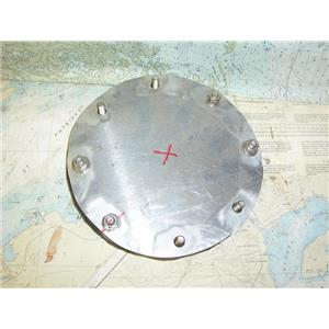 "Boaters Resale Shop of TX 1805 1747.81 FUEL TANK 8"" INSPECTION PORT ASSEMBLY"