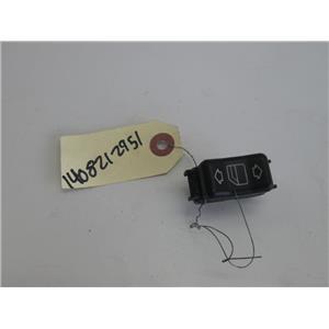 Mercedes W140  window switch 1408212951