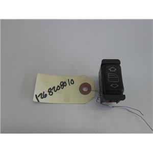 Mercedes window switch 1268208010