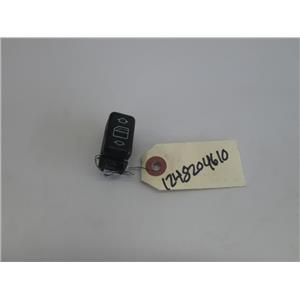 Mercedes window switch 1248204610