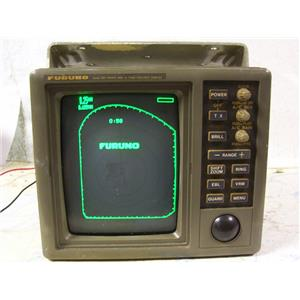 Boaters Resale Shop of TX 1806 0554.01 FURUNO 1731 RADAR DISPLAY RDP-099 ONLY