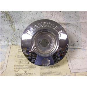 Boaters Resale Shop of TX 1805 1747.07 MAXWELL 5/16 WINDLASS GYPSY - 7/8 SHAFT