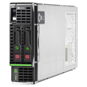 HP ProLiant BL460c Gen8 Blade Server 2x8-Core Xeon 2.7GHz + 64GB RAM + 2x300GB