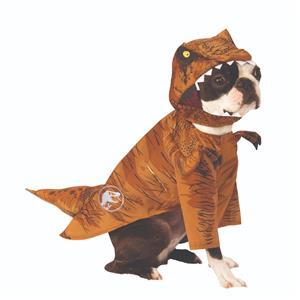 Jurassic World: Fallen Kingdom T-Rex Dog Costume Size Small