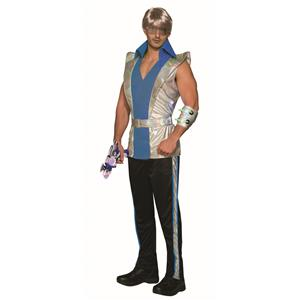 Cosmic Space Force Captain Suit Adult Mens Costume
