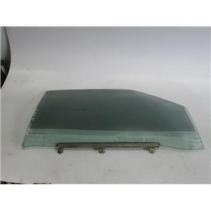 Mercedes W124 convertible right front window door glass 1242071218