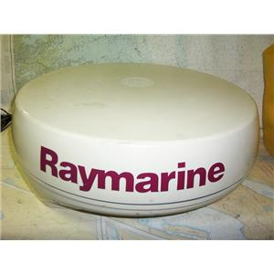 Boaters Resale Shop of TX 1807 0245.14 RAYMARINE M92652-S RADAR SCANNER ONLY
