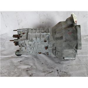BMW E12 E24 E23 manual transmission 4 speed W/O sensors
