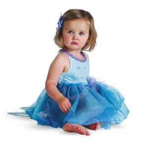 Ariel Prestige Disney Baby Dress Toddler Costume Size 12-18 Months