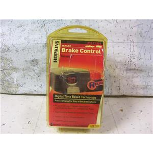 Boaters Resale Shop of TX 1802 1742.15 HOPKINS 47284 TRAILER BRAKE CONTROL