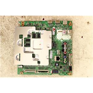 LG 49UJ6300-UA.BUS4LOR Main Board EBT64533014