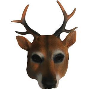 Reindeer Deer Christmas Halff Mask