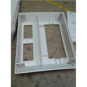 Wiremold 5007C-2AWH  Deep Device Plate White