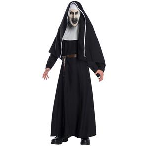 The Nun Movie Deluxe Adult Costume with Mask Standard