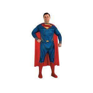 Superman Plus Size Adult Costume Size X-Large
