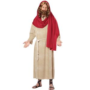 Jesus Men's Adult Biblical Costume Large