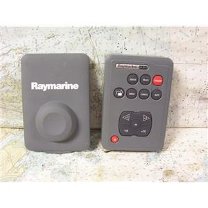 Boaters Resale Shop of TX 1809 1725.01 RAYMARINE ST70+ SAIL PILOT KEYPAD E22117
