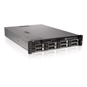 DELL PowerEdge R510 Server 2×Six-Core Xeon 3.06GHz + 128GB RAM + 8×3TB SATA H700