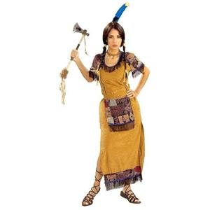 Adult Native American Princess Indian Costume Adult Std.