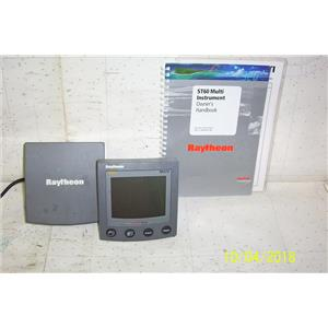 Boaters' Resale Shop of TX 1810 0255.01 RAYTHEON ST60 MULTI DISPLAY A22003 ONLY
