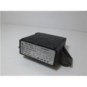 Mercedes safety switch 0015456232 OEM original Mercedes part