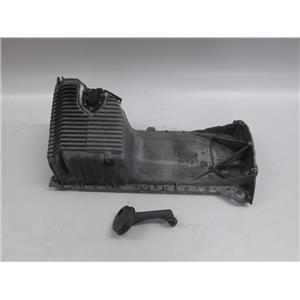 BMW E34 525i M50 M52 E30 24V swap oil pan with pick up 11131740346