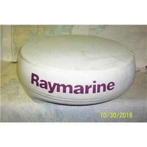 "Boaters Resale Shop of TX 1810 1427.14 RAYMARINE E52011 4KW 24"" RADAR DOME"