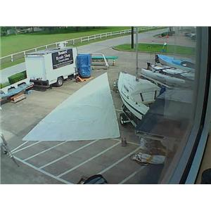 Mainsail w 37-9 Luff from Boaters' Resale Shop of TX 1806 0272.92