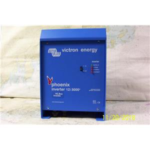 Boaters Resale Shop of TX 1811 1247.01 VICRON PHOENIX INVERTER 12V/3000W 230VAC