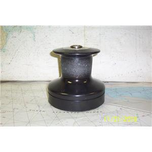 Boaters Resale Shop of TX 1811 1244.02 LEWMAR 43 ALUMINUM/BRONZE 2 SPEED WINCH