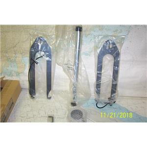"""Boaters Resale Shop of TX 1811 1775.05 MONTER TOWER BOARD RACK FOR 2.5"""" TOWER"""
