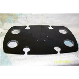 "Boaters Resale Shop of TX 1811 1775.12 COCKPIT TABLE TOP FOR 2.25"" PEDESTAL"