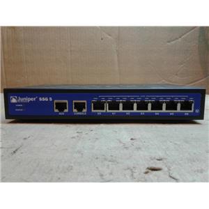 Juniper SSG-5 Security Gateway Firewall