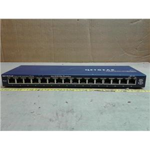 Netgear FS116 Prosafe 16 Port 1/100 Switch