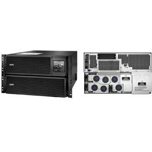 APC SRT8KRMXLT 8kVA RM 208V On-Line Network Smart-UPS Power Battery Backup