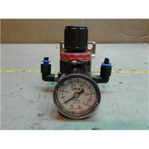 Koganei R152 Pneumatic Air Pressure Regulator w/ Gauge