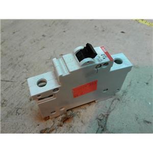 ASEA BROWN BOVERI S271-K1A CIRCUIT BREAKER 1AMP 1POLE 240/415VAC K-CURVE