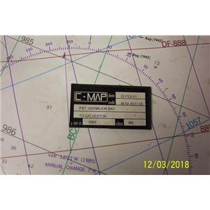 Boaters Resale Shop of TX 1812 4101.24 C-MAP M-NA-B511.05 ELECTRONIC CHART