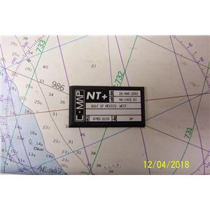 Boaters Resale Shop of TX 1702 4101.17 C-MAP NT+  NA-C402.03 ELECTRONIC CHART