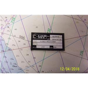 Boaters' Resale Shop of TX 1812 4101.42 C-MAP M-NA-C402.01 ELECTRONIC CHART