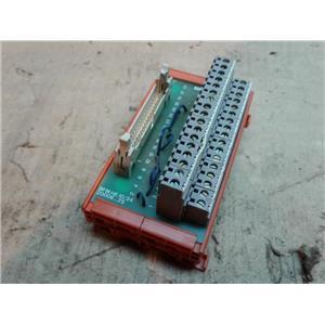 Entrelec BFM.HE-10/34 Connector Interface Module