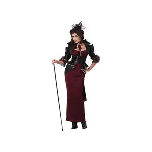 California Costumes Gothic Lady Of The Manor Costume Size Large