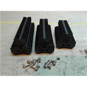 FUNI TANSHI TU-15W TERMINAL BLOCKS 300v 15a 18-14awg *LOT OF 55*